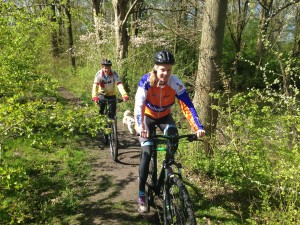 Ladies Only MTB Rijswijk Zuid Holland clinics